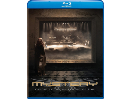 MYSTERY - Caught In The Whirlwind Time (Blu-ray)