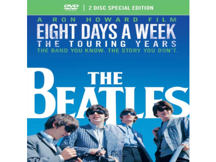 BEATLES - Eight Days A Week: Touring Years (Deluxe Edition) (DVD)