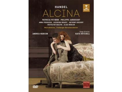 PHILIPPE JAROUSSKY - Handel/Alcina (DVD)
