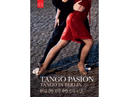 VARIOUS ARTISTS - Tango Pasion (DVD)