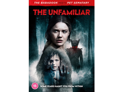 The Unfamiliar [DVD] [2020]