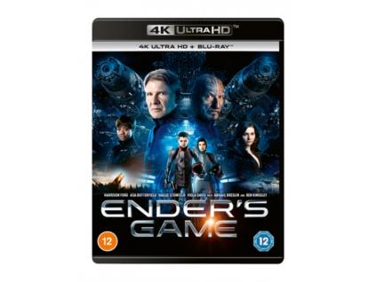 Enders Game (Blu-ray 4K)