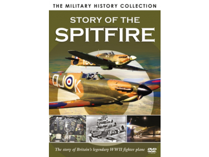 Military History Collection: Story Of The Spitfire (DVD)