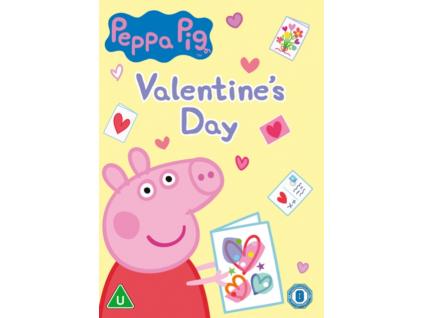 Peppa Pig Valentines Day (DVD)