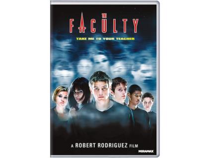 Faculty. The (DVD)