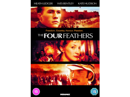 Four Feathers. The (DVD)