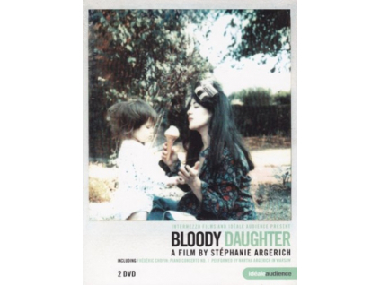 MARTHA ARGERICH - Bloody Daughter - Martha Argerich (DVD)