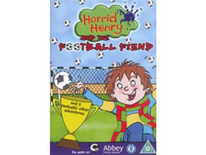 Horrid Henry Horrid Henry And The Football Fiend (DVD)