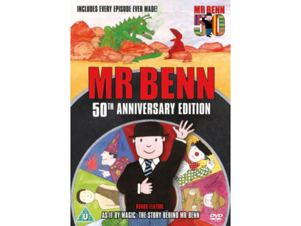 Mr Benn Complete Series (50th Anniversary Edition) (DVD)