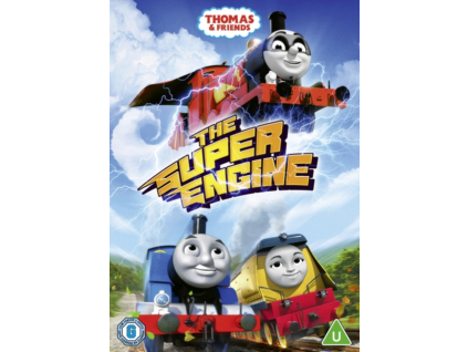 Thomas & Friends - The Super Engine (DVD)