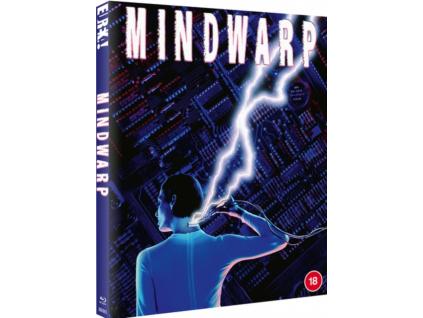 Mindwarp [Aka Brain Slasher] (Blu-ray)
