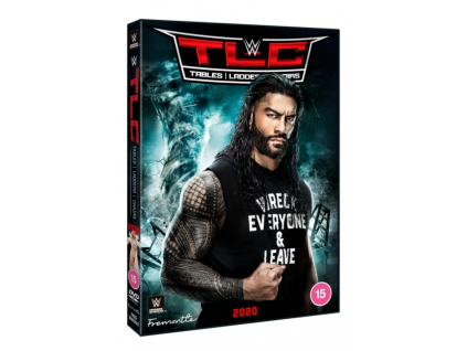 WWE: Tlc: Tables / Ladders / Chairs 2020 (DVD)