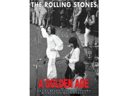 ROLLING STONES - Golden Age A (DVD)