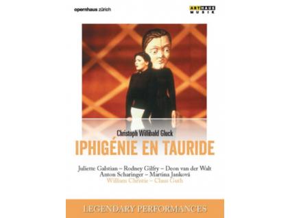 VARIOUS ARTISTS - Gluck / Iphigenie En Tauride (DVD)