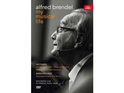 ALFRED BRENDEL / JAN BARTOS / TRIO INCENDIO - My Musical Life (DVD)
