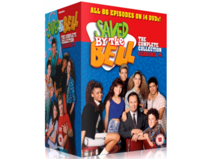 Saved By The Bell The Complete Series (DVD)