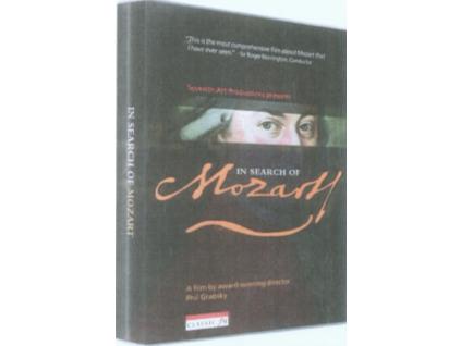 MOZARTPHIL GRABSKY - In Search Of Mozart (DVD)