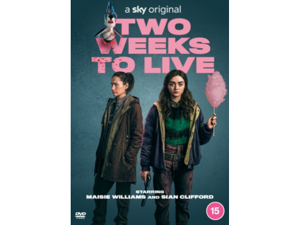 Two Weeks To Live: Series 1 (DVD)