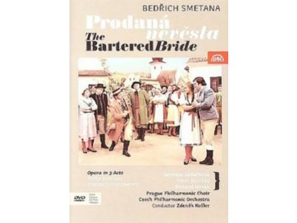 ZDENEK KOSLERBENACLOVA - Smetana Bartered Bride (DVD)