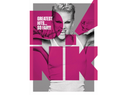 PINK - Greatest Hits - So Far (DVD)