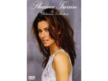 SHANIA TWAIN - The Platinum Collection (DVD)