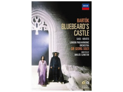 SASS / KOVATS / LPO / SOLTI - Bartok/Bluebeards Castle (DVD)