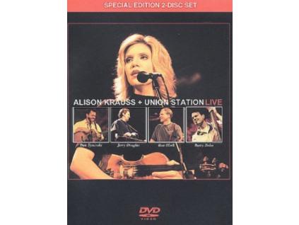 ALISON KRAUSS & UNION STATION - Live (DVD)