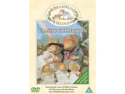 Brambly Hedge  Classic Collection (DVD)