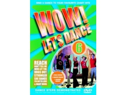 VARIOUS ARTISTS - Wow Lets Dance  Vol 6 (DVD)
