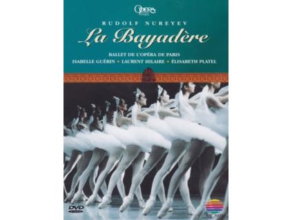 PARIS OPERA BALLET (NUREYEV) - La Bayadere (DVD)