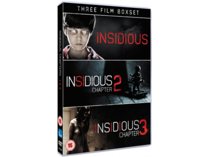 Insidious 13 (DVD)