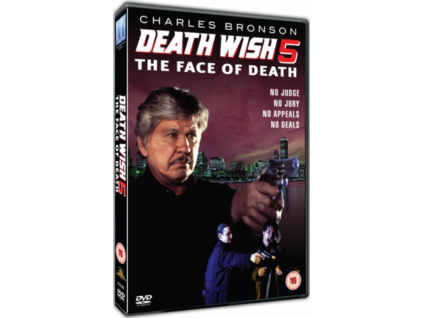 Death Wish 5 - The Face Of Death (DVD)