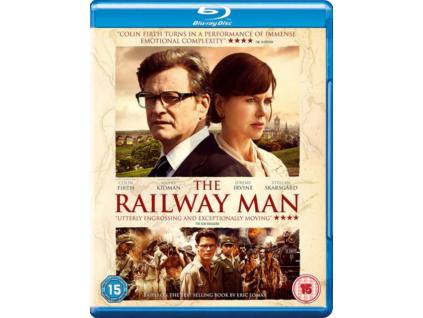 Railway Man (Blu-ray)