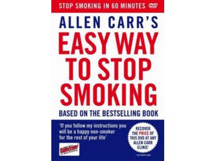 ALLEN CARR - Allen Carrs Easy Way To Stop Smoking (DVD)