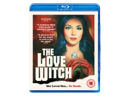 Love Witch (Blu-ray)