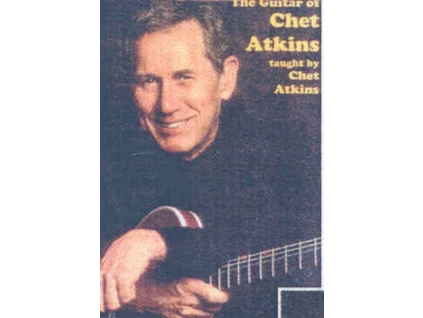 Guitar Of Chet Atkins Taught By Chet Atk (DVD)