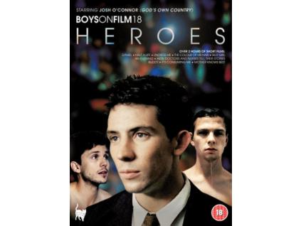 Boys On Film 18: Heroes (DVD)