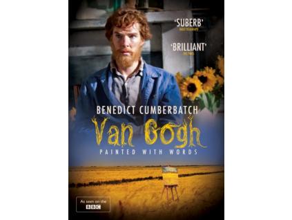 Van Gogh: Painted With Words (Resleeve) (DVD)