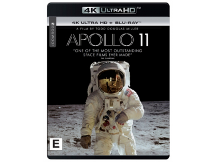 Apollo 11 4K (Blu-ray 4K)