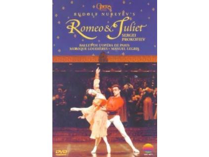 Rudolf NureyevS Romeo & Juliet (DVD)