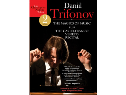 DANIIL TRIFONOV - The Magics Of Music (DVD)