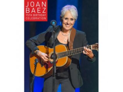 JOAN BAEZ - 75Th Birthday Celebration (DVD)