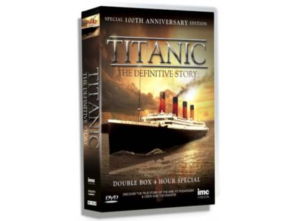 Titanic  The Definitive Story (DVD)