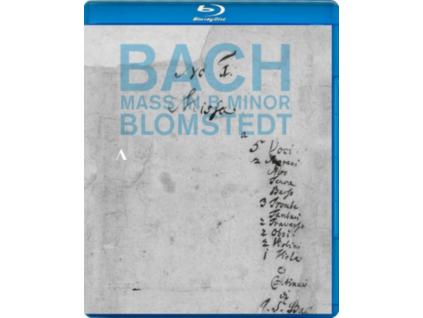 Bach / Mass In B Minor (Blu-ray)
