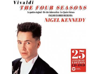 NIGEL KENNEDY - Vivaldi/The Four Seasons (DVD)