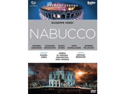 VARIOUS ARTISTS - Verdi: Nabucco (DVD)