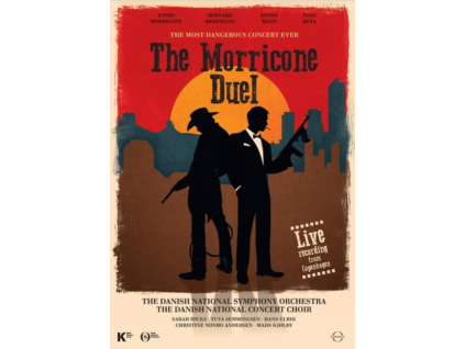 ENNIO MORRICONE - The Morricone Duel - The Most Dangerous Concert Ever (DVD)