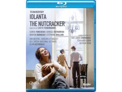 VARIOUS ARTISTS - Iolanta / The Nutcracker (Blu-ray + DVD)