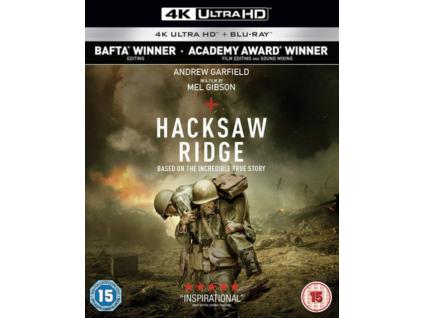 Hacksaw Ridge (Blu-ray 4K)