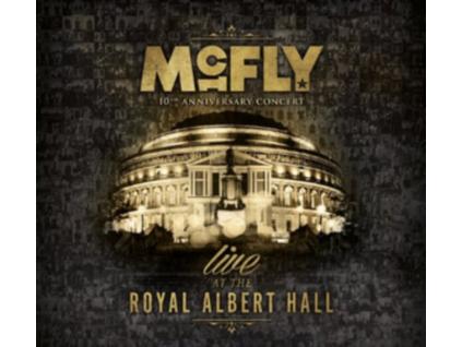 MCFLY - 10Th Anniversary Concert - Royal Albert (DVD)